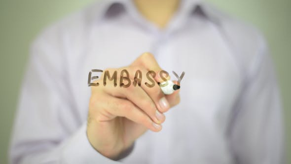Cover Image for Embassy