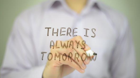 Thumbnail for Es gibt immer morgen