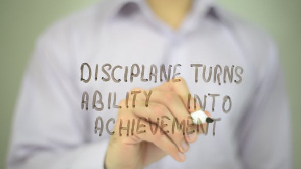 Thumbnail for Discipline Turns Ability into Achievement