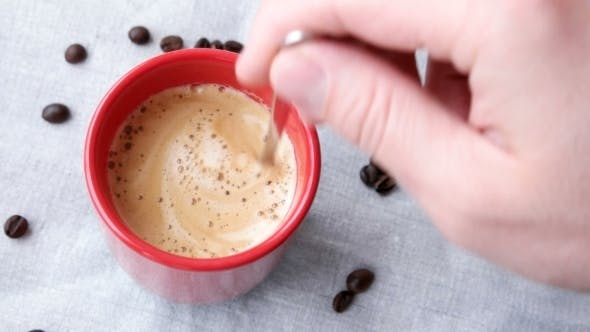 Thumbnail for Cup Of Hot Espresso