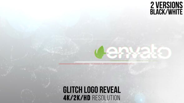 Thumbnail for Révélation du Logo Glitch