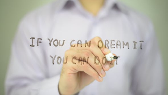 Thumbnail for If You can Dream it You can Do it