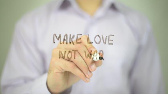 Thumbnail for Make Love not War