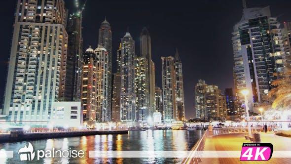 Dubai Marina Fast