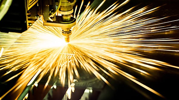 Cover Image for CNC Laser Cutting Of Metal Modern Industrial Technology