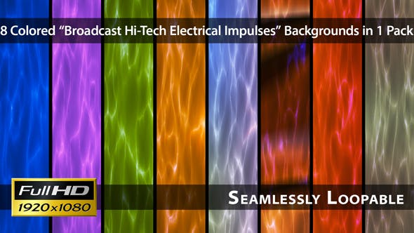 Broadcast Hi-Tech Electrical Impulses - Pack 01