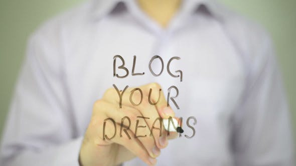 Thumbnail for Blog Your Dreams