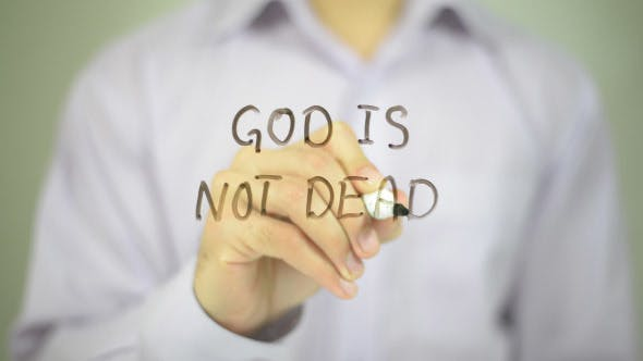 Thumbnail for God is not Dead