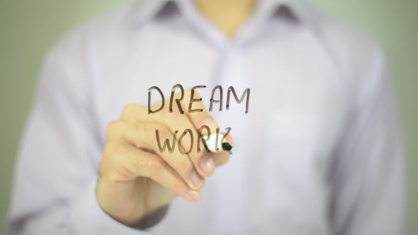 Cover Image for Dream Work