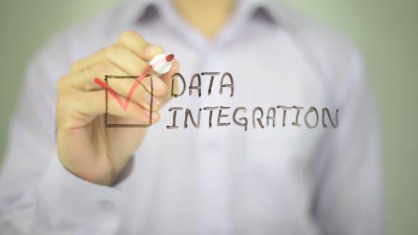Thumbnail for Data Integration, Checklist Illustration