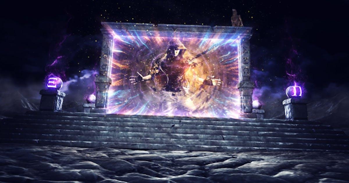 Download Magic Portal Logo by Voxyde