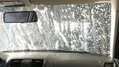 Automatic Tunnel Car Wash