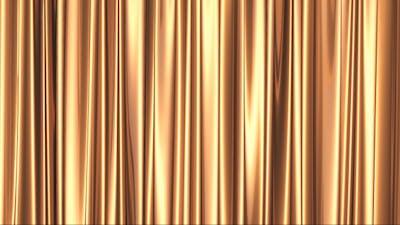 Curtain Gold