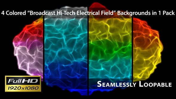 Thumbnail for Broadcast Hi-Tech Electrical Field - Pack 01