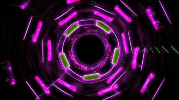Thumbnail for Pink VJ Tunnel