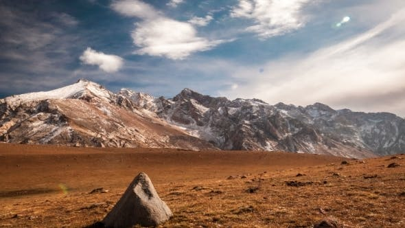 Thumbnail for Mountain Tian Shan, Sairam-Su, Kazahkstan