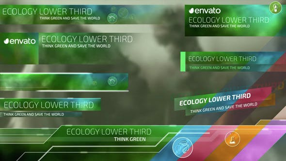 Thumbnail for Ecological Lower Thirds