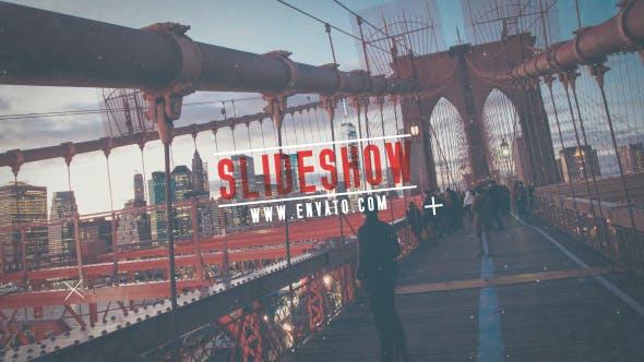 Thumbnail for Glitch Slideshow