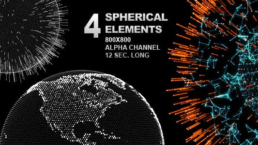 Cover Image for Spherical Elements