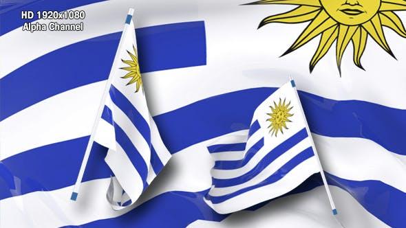 Thumbnail for Flag Transition - Uruguay