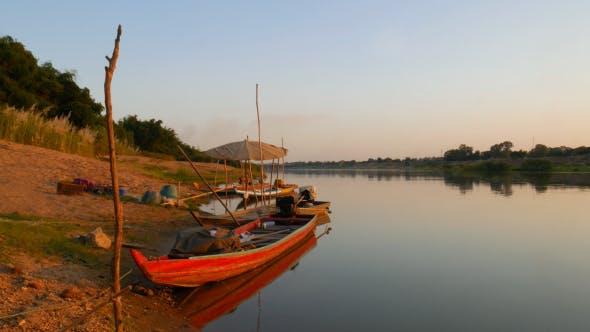 Thumbnail for Boat At The River