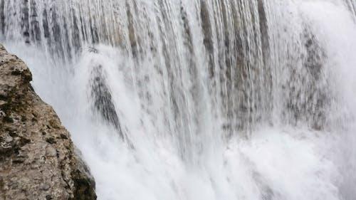 Wasserfall In Montenegro