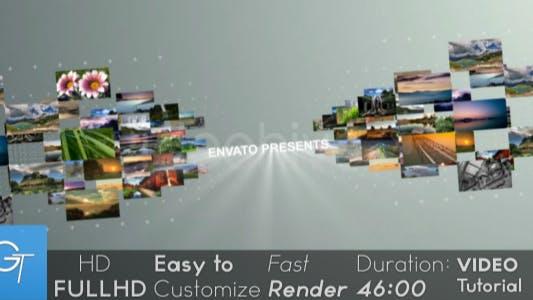 Thumbnail for Galerie 3D moderne