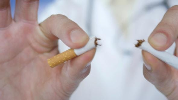 Doctor Destroy Cigarette