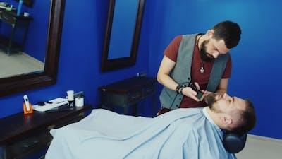 Barber Shop Or Hair Salon