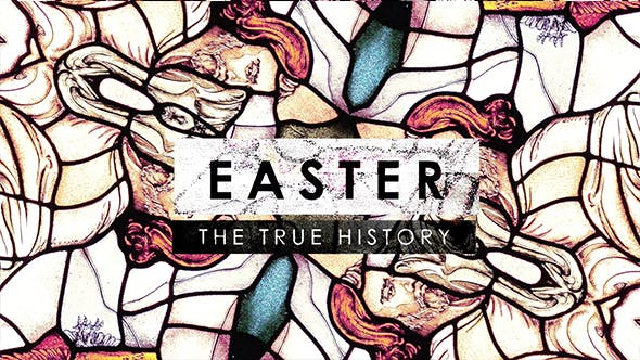 Cover Image for Easter, The True History