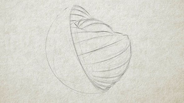 Thumbnail for Pencil Sketch - Logo Reveal