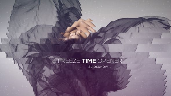 Thumbnail for Freeze Time Opener - Slideshow