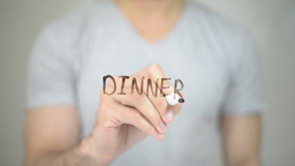 Abendessen