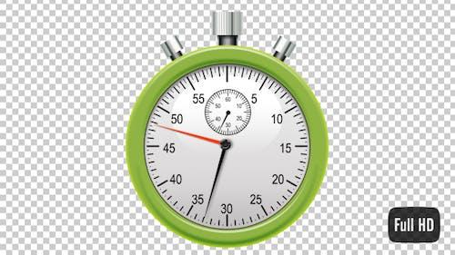60 Second Countdown Clock - Stop Watch
