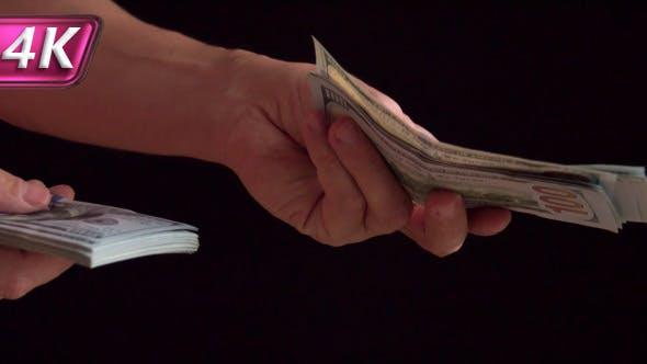 Thumbnail for Manual Recount of Banknotes