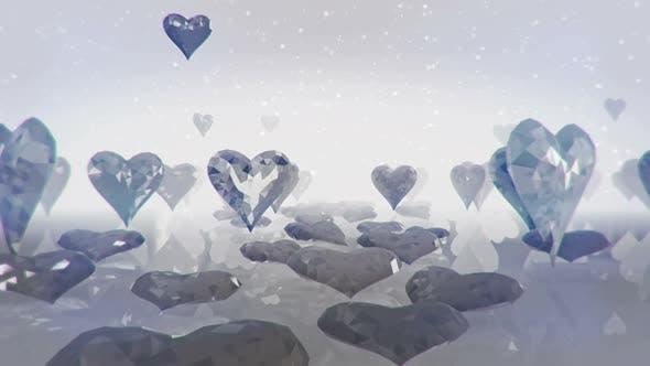 Crystal Heart Bg Hd