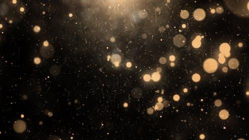 Sparkling Particles
