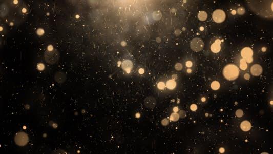 Funkelnde Partikel