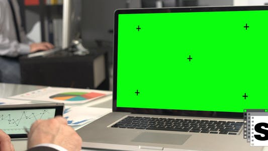 Thumbnail for Business  Green Screen