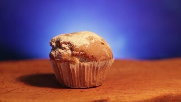 Thumbnail for Muffin Cake Powdered Sugar