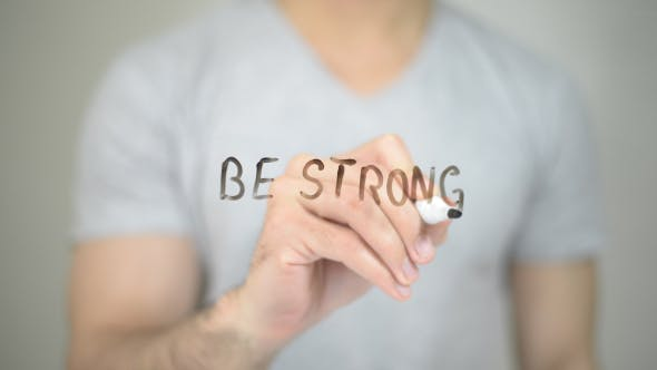 Cover Image for Be Strong