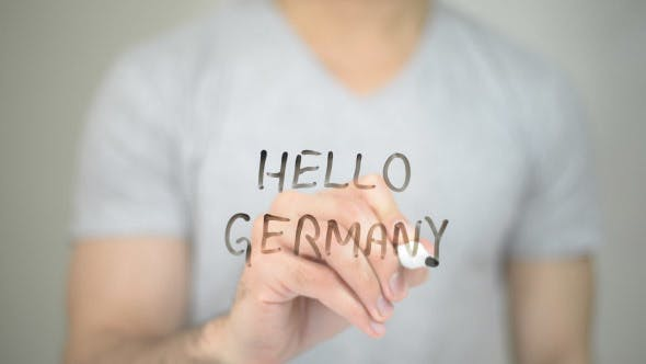 Cover Image for Hello Germany