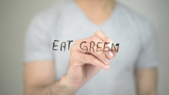 Cover Image for Eat Green