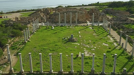 Cover Image for Salamis Ruins Cyprus 4