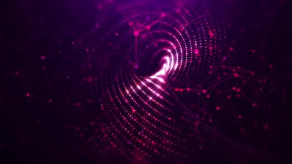 Thumbnail for Technology Swirl Abstract Background