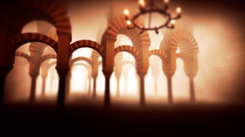 3D Moschee — Kathedrale von Córdoba