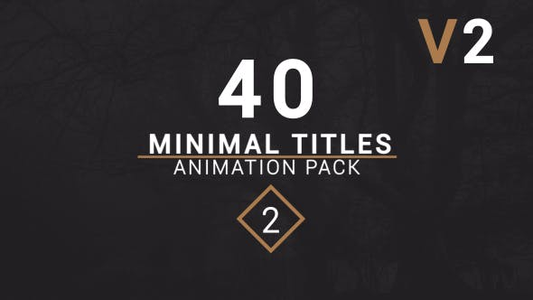 Thumbnail for MInimal Titles