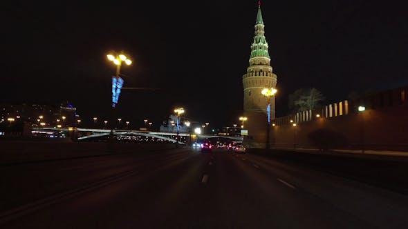 Thumbnail for City Traffic at Night