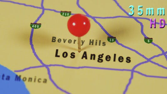 Thumbnail for Map of Los Angeles