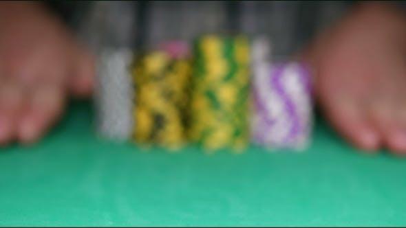 Thumbnail for Many Poker Chips.